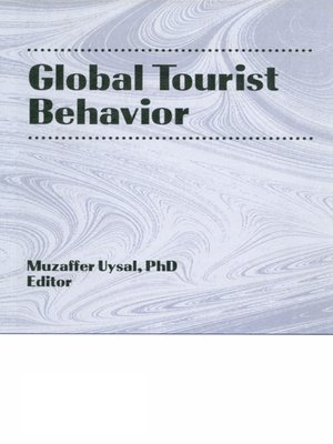 cover image of Global Tourist Behavior