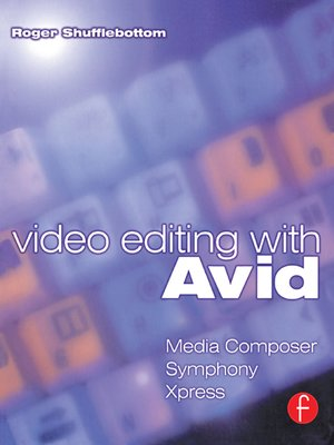 cover image of Video Editing with Avid
