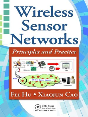 cover image of Wireless Sensor Networks