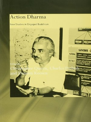 cover image of Action Dharma
