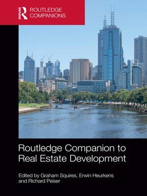cover image of Routledge Companion to Real Estate Development