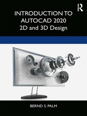 cover image of Introduction to AutoCAD 2020