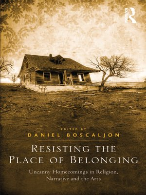 cover image of Resisting the Place of Belonging