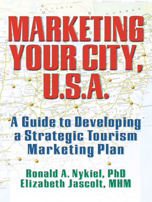 cover image of Marketing Your City, U.S.A.
