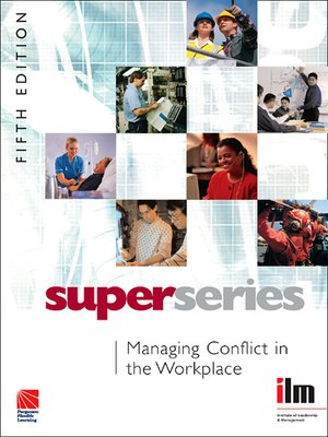 cover image of Managing Conflict  in the Workplace