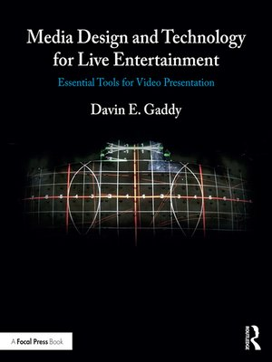 cover image of Media Design and Technology for Live Entertainment