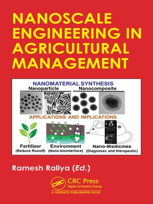 cover image of Nanoscale Engineering in Agricultural Management