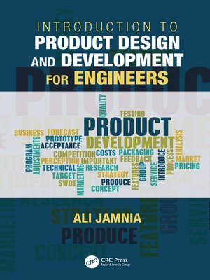 cover image of Introduction to Product Design and Development for Engineers