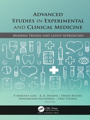 cover image of Advanced Studies in Experimental and Clinical Medicine