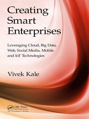 cover image of Creating Smart Enterprises