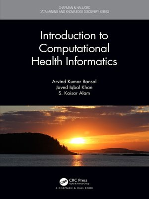 cover image of Introduction to Computational Health Informatics