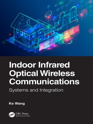 cover image of Indoor Infrared Optical Wireless Communications