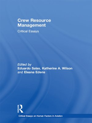 cover image of Crew Resource Management