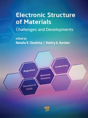 cover image of Electronic Structure of Materials