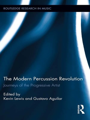 cover image of The Modern Percussion Revolution