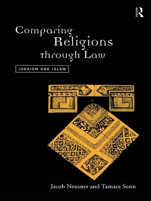cover image of Comparing Religions Through Law