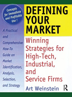 cover image of Defining Your Market