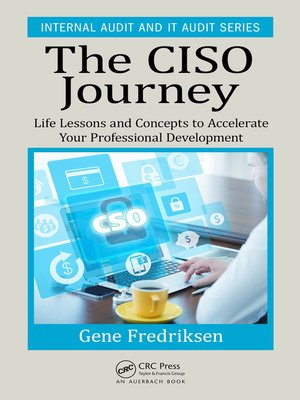 cover image of The CISO Journey