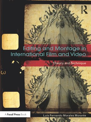 cover image of Editing and Montage in International Film and Video