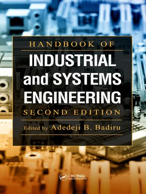 cover image of Handbook of Industrial and Systems Engineering