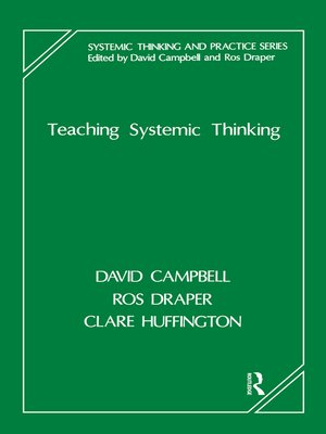 cover image of Teaching Systemic Thinking