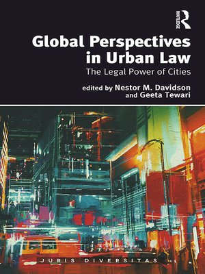 cover image of Global Perspectives in Urban Law