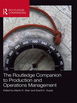 cover image of The Routledge Companion to Production and Operations Management