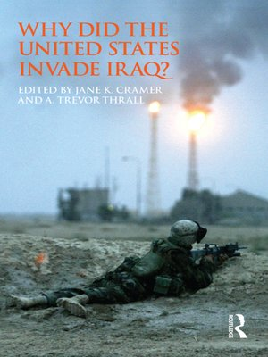 cover image of Why Did the United States Invade Iraq?