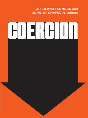 cover image of Coercion