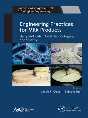 cover image of Engineering Practices for Milk Products