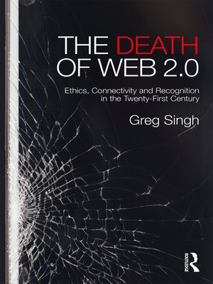 cover image of The Death of Web 2.0