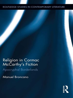 cover image of Religion in Cormac McCarthy's Fiction