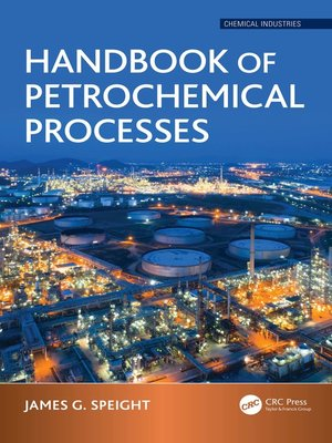cover image of Handbook of Petrochemical Processes