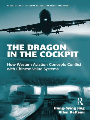 cover image of The Dragon in the Cockpit