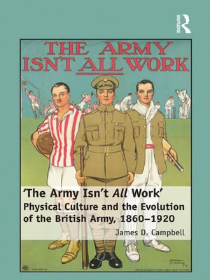 cover image of 'The Army Isn't All  Work'