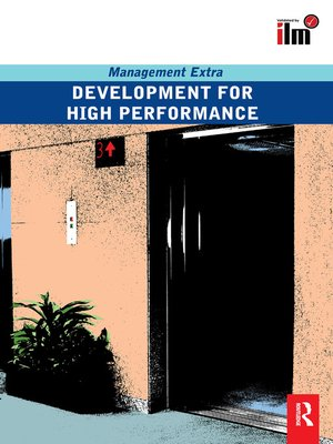 cover image of Development for High Performance Revised Edition