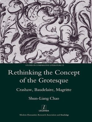 cover image of Rethinking the Concept of the Grotesque