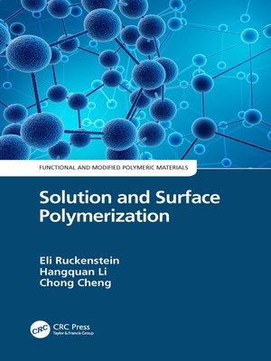 cover image of Solution and Surface Polymerization