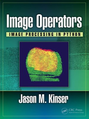 cover image of Image Operators
