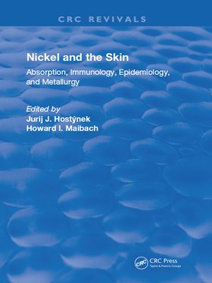 cover image of Nickel and the Skin