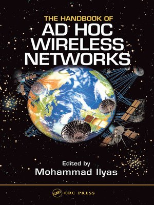 cover image of The Handbook of Ad Hoc Wireless Networks