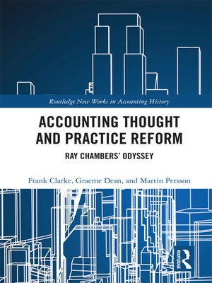 cover image of Accounting Thought and Practice Reform