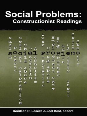 cover image of Social Problems