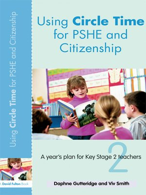 cover image of Using Circle Time for PHSE and Citizenship