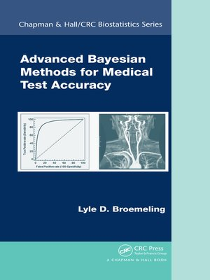 cover image of Advanced Bayesian Methods for Medical Test Accuracy
