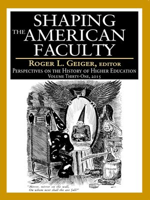 cover image of Shaping the American Faculty