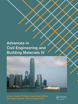 cover image of Advances in Civil Engineering and Building Materials IV