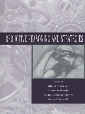 cover image of Deductive Reasoning and Strategies