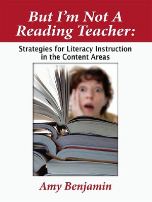 cover image of But I'm Not a Reading Teacher