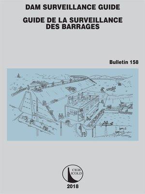 cover image of Dam Surveillance Guide